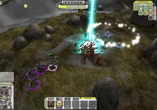 بازی استراتژیک Project Aftermath برای کامپیوتر